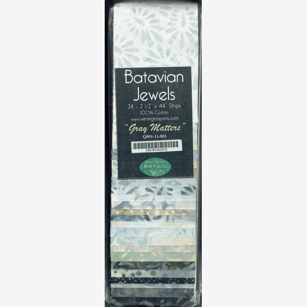 Batavian Jewels - Gray Matters