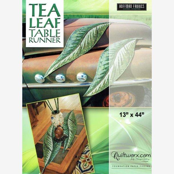 Tea Time/mønster til bordløbere
