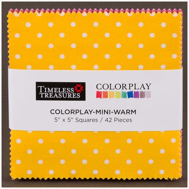 Colorplay mini - Warm