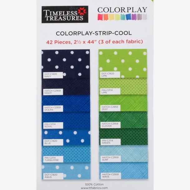 Colorplay strip - Cool