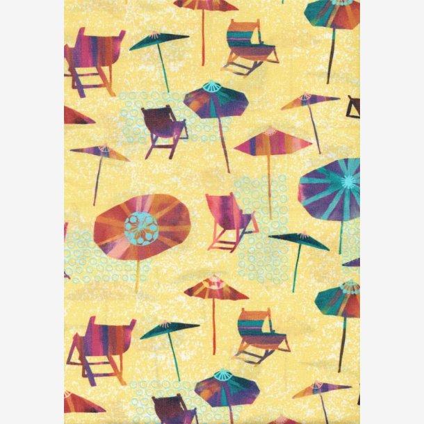 Solstole og parasoller