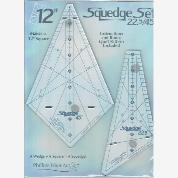 Squedge sæt - 12