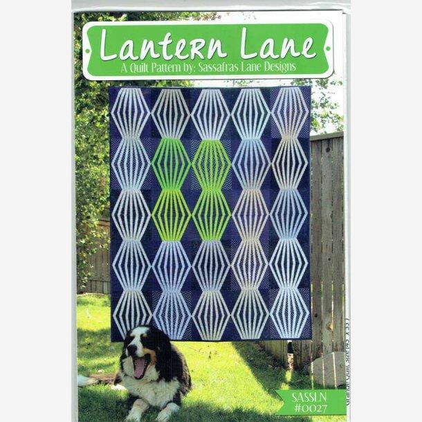 Lantern Lane - 3 størrelser