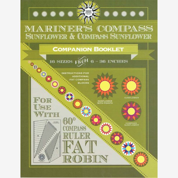 Fat Robin Companion Booklet