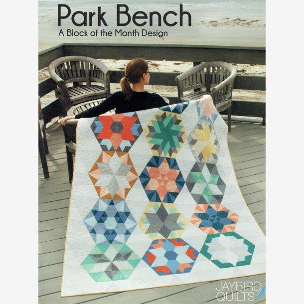 Park Bench Mønster