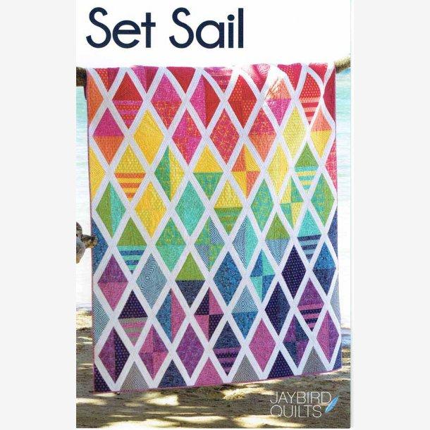 Set Sail - 4 størrelser