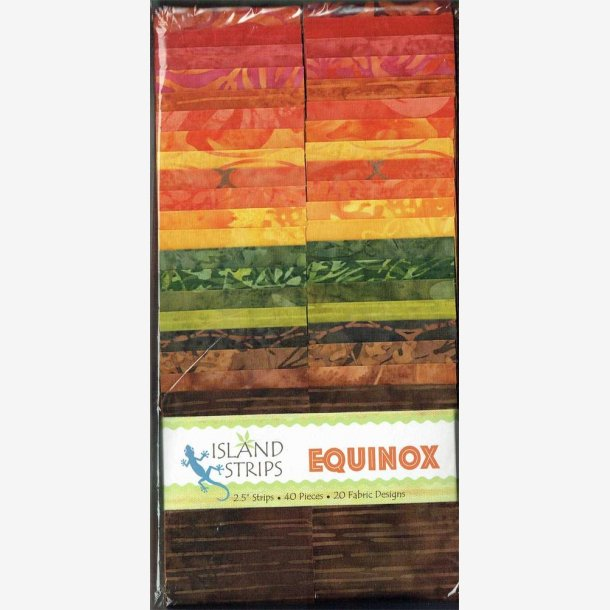 Equinox Batik Strip Pack