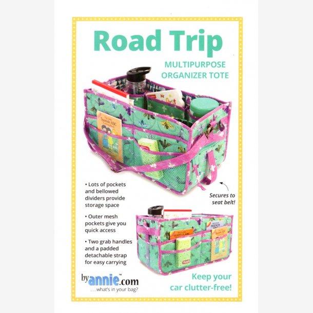 Road trip - taske med plads til det hele