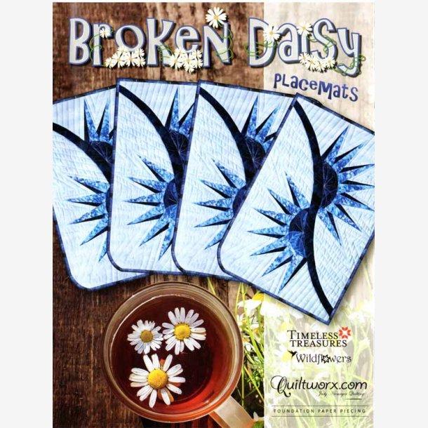 Broken Daisy - dækkeservietter