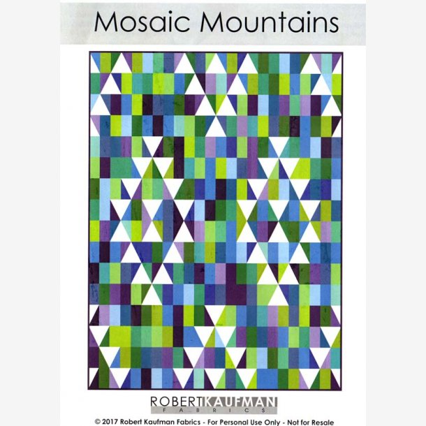 Mosaic Mountain - cool
