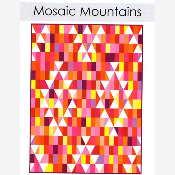 Mosaic Mountain - warm