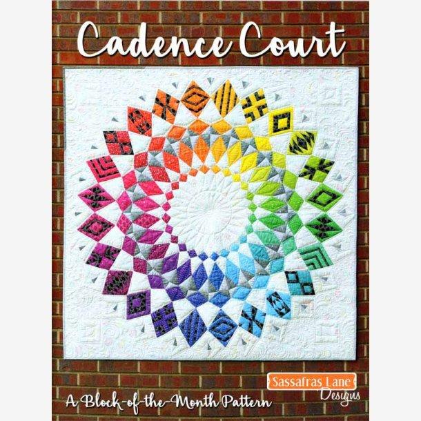 Cadence Court (ca. 150 x 150 cm)
