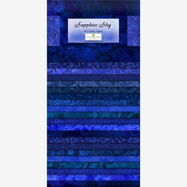 Sapphire Sky - 40 Karat Gems