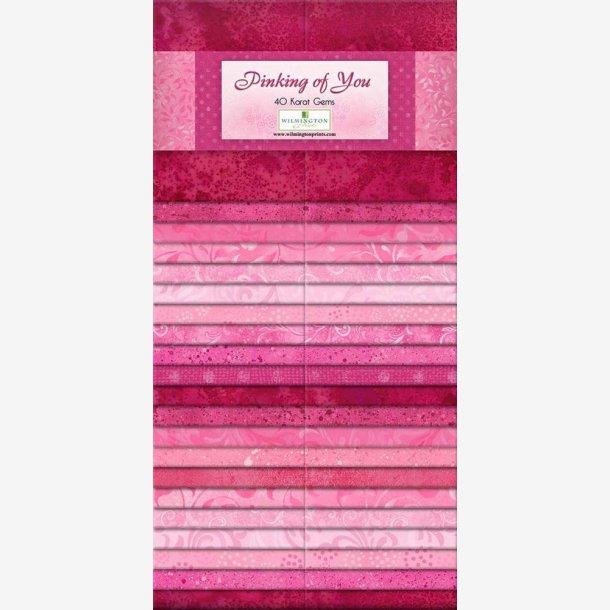 Pinking of you - 40 karat Gems