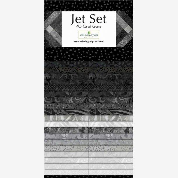 Jet Set - 40 Karat Gems