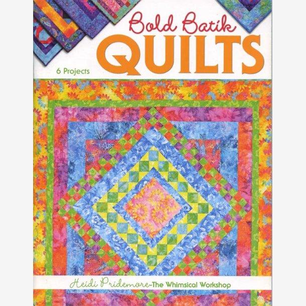 Bold Batik Quilts