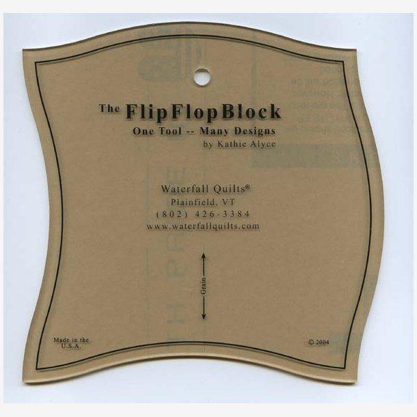 Flip-flop-skabelon