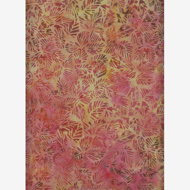 Pink/lysegul batik