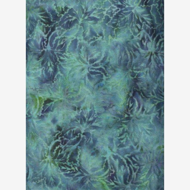 Batik i 'vandfarver' (flonel)