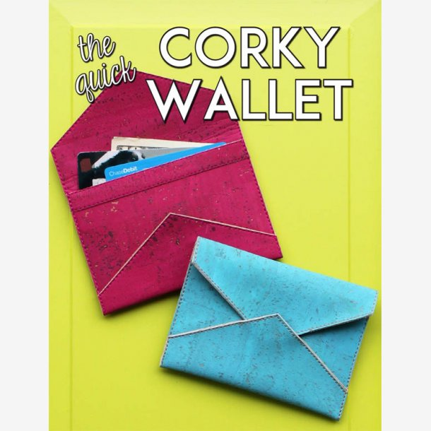 Quick Corky Wallet
