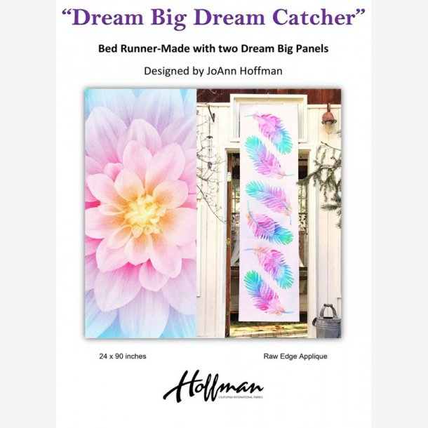 Dream Big - Dream Catcher Bed Runner
