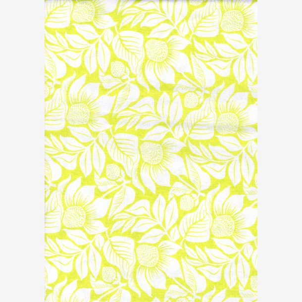 Lime 'Large Floral'