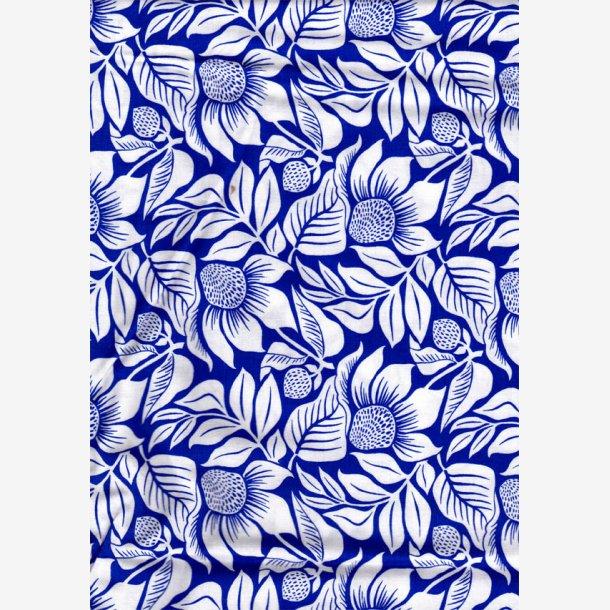 Koboltblå 'Large Floral'