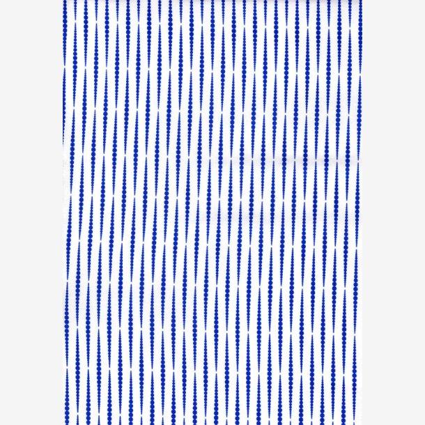Koboltblå 'Dotty Stripe'