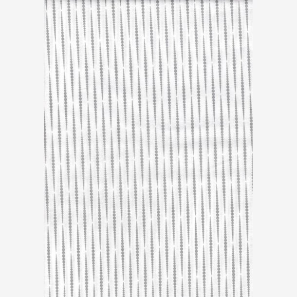 Grå 'Dotty Stripe'