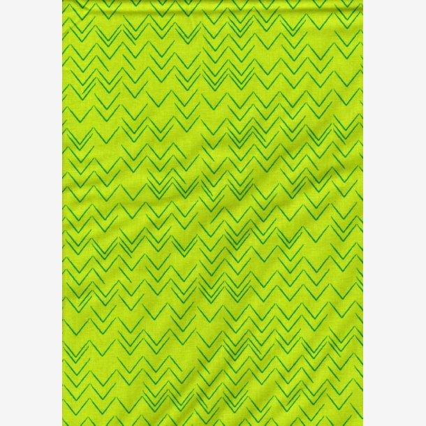 Herringbone - Lime