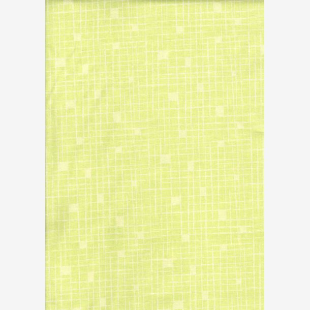 Crosshatch - Lys lime