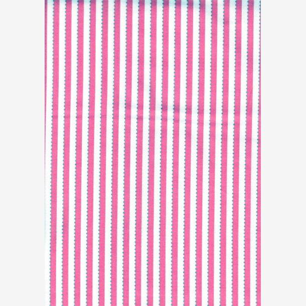 Magic Stripes - lys rosa