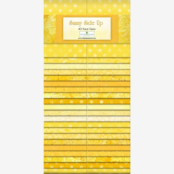 Sunny Side Up - 40 karat Gems
