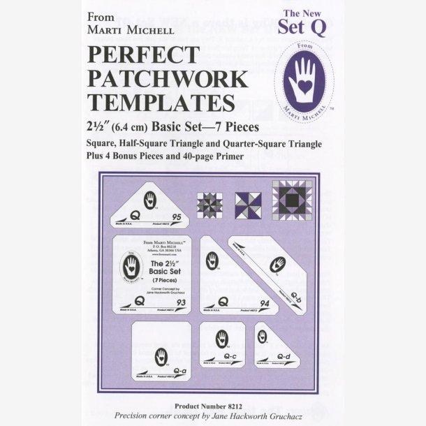 Perfect patchwork- nyt Set Q
