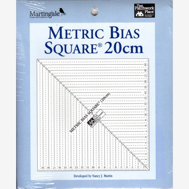Metric Bias Square (20 cm)