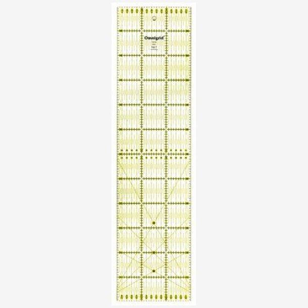15 x 60 cm Omnigrid lineal
