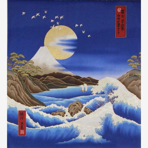 Mount Fuji - blå