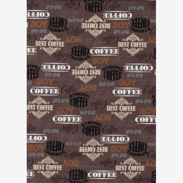 Coffee shop words