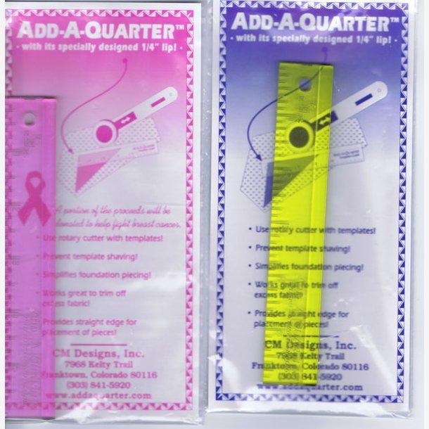 Add a Quarter - 6 (ca. 15 cm)