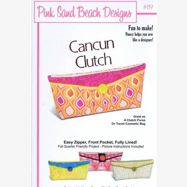 Cancun Clutch - taskemønster