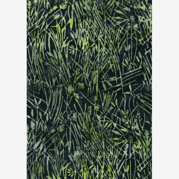Græs på mørk grøn baggrund