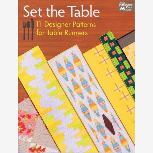 Set the table designer runners
