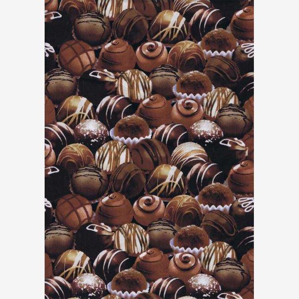 Fyldt chokolade