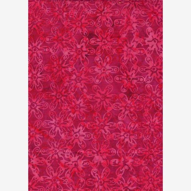 Daisy Emblems - Rød