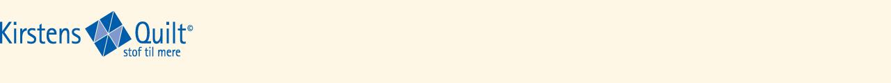 Kirstens Quiltshop - patchwork, quilt, stof og bøger